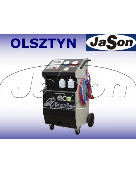 Automatyczne urządzenie do obsługi klimatyzacji na czynnik 1234