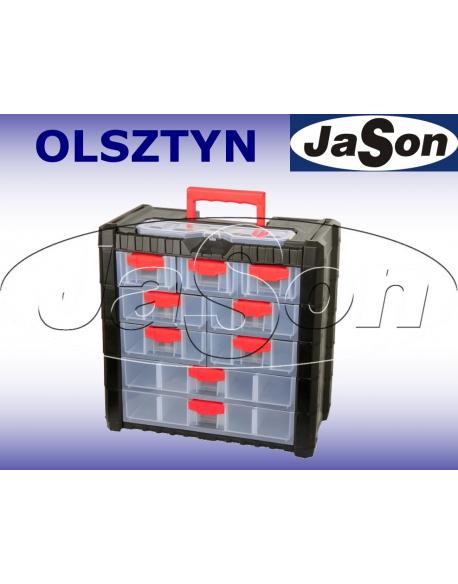 Skrzynka Organizer 22 szufladki 392x200x400mm HD