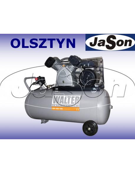 Sprężarka 50l / 230/400V / 2,2kW