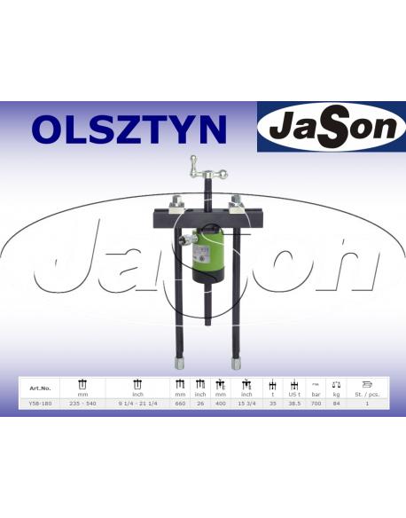 Ściągacz odklejacz hydrauliczny 235-540mm / 700 bar / 35 T