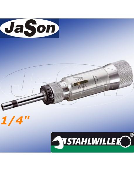 Wkrętak dynamometryczny 40- 300cNm /160mm/ 6% TO