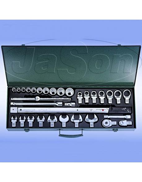 Zestaw Klucz dynamometryczny w walizce z oprzyrządowaniem STAHLWILLE 730R/40/32