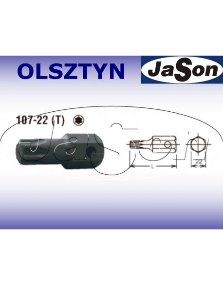 Bit 22mm Torx T100 /60mm/ udarowy