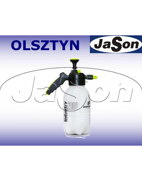 Dozownik 2,0l z pompka podciśnieniową odporny na benzeny