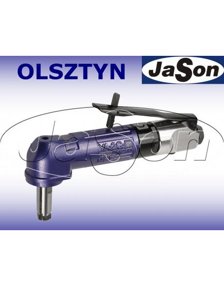 Szlifierka pneumatyczna trzpieniowo-kątowa 90° / 6mm/ 15000 obr/min/ 190 mm