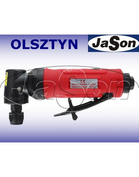 Szlifierka pneumatyczna trzpieniowo-kątowa 90° / 6mm / 18000 obr/min/ 160mm