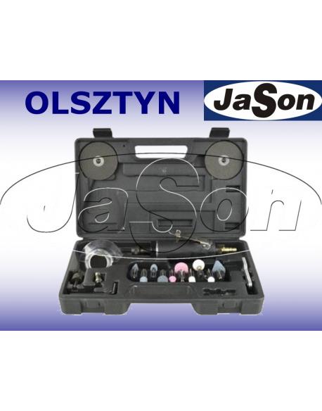 Szlifierka pneumatyczna trzpieniowo-prosta 0° / 6mm / 18000 obr/min/ 75mm