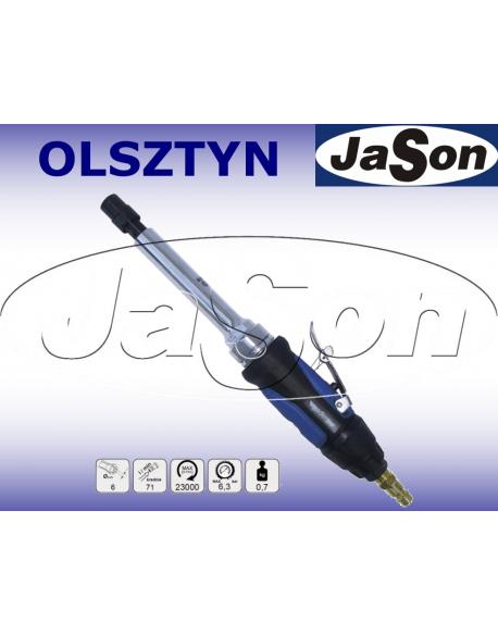 Szlifierka pneumatyczna trzpieniowo-prosta 0° / 6mm/ 125mm