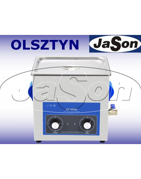 Myjka ultradźwiękowa 13L 300W