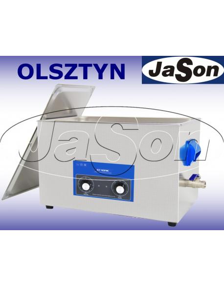 Myjka ultradźwiękowa 20L 400W