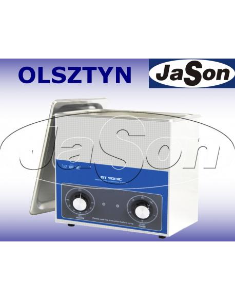Myjka ultradźwiękowa 3L 100W