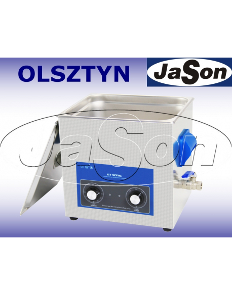 Myjka ultradźwiękowa 9L 200W