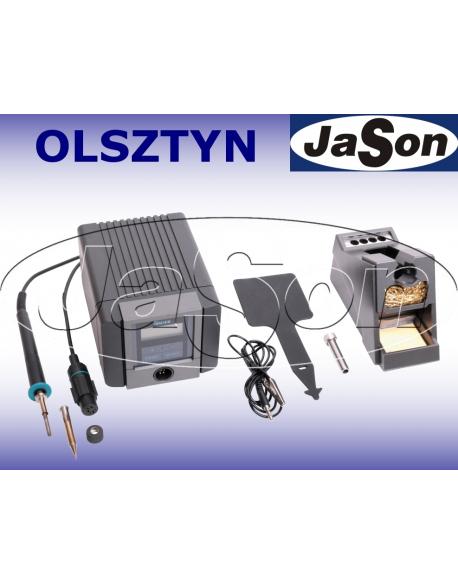 Stacja lutownicza 70W / 110V/220V AC / cyfrowa LCD / 200°C ÷450°C/ ESD
