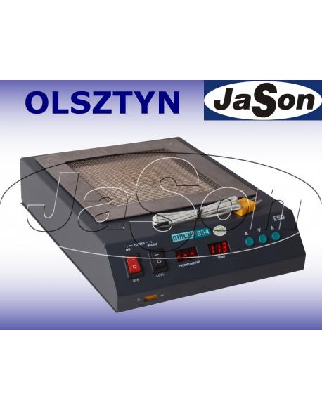 Podgrzewacz PCB / 600W / 50°C ~ 350°C / 13x13cm / sonda K