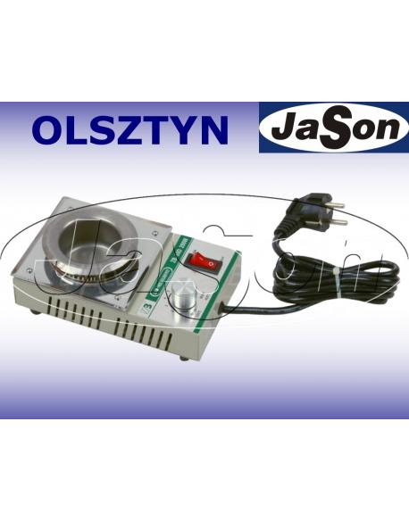 Tygiel lutowniczy 200W / 450°C / wsad 500 g / śr. 50mm / RoHS / tytan