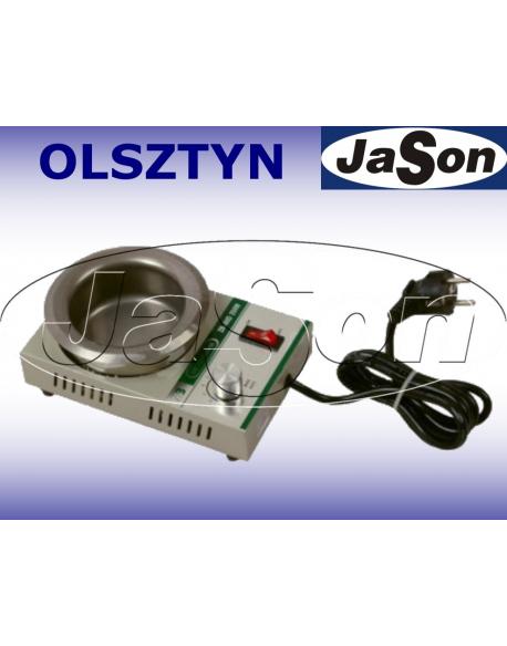 Tygiel lutowniczy 250W / 450°C / wsad 1600 g / śr. 80mm / RoHS / tytan