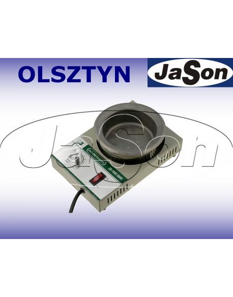 Tygiel lutowniczy 380W / 450°C / wsad 2300 g / śr. 100mm / RoHS /tytan