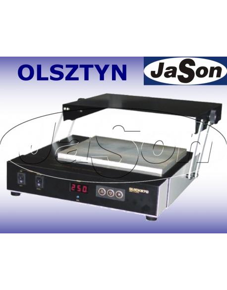 Wygrzewacz płytek 800W / 50°C ~ 300°C / 180 x 200 mm