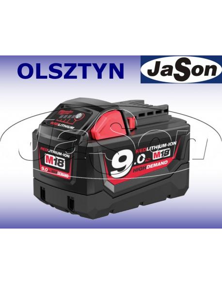 Akumulator 18,0V / 9,0Ah Lit-ion
