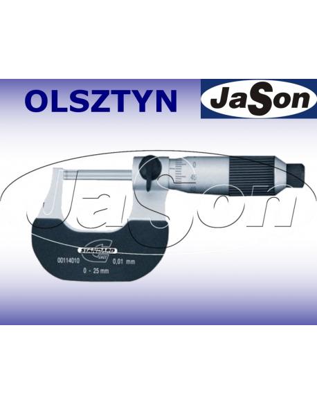 Mikrometr zewnętrzny 125-150 mm / dokładność 6 µm