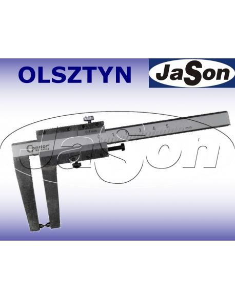 Suwmiarka 60 mm do tarcz / dokładność 1/10 mm