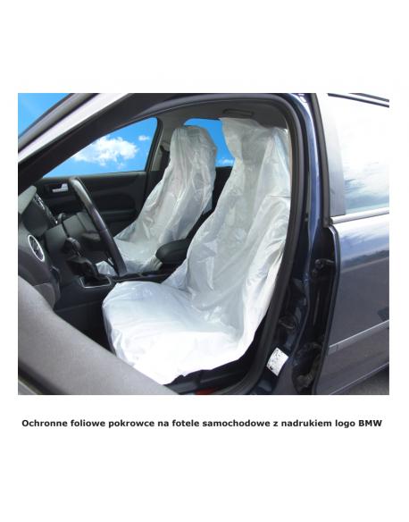 Pokrowce jednorazowe na fotele BMW [500szt.]