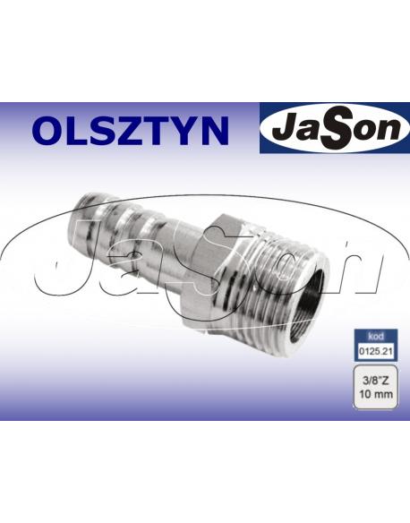 """Końcówka do instalacji pneumatycznej 3/8""""/ GZ -10mm"""