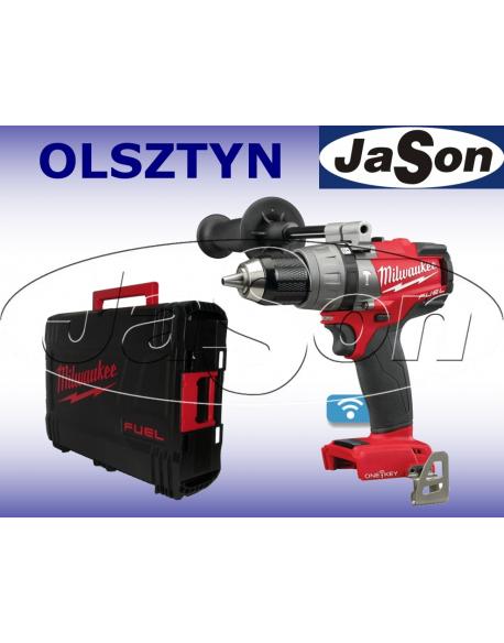 Wiertarko-wkrętarka akumulatorowa udarowa 18V 135Nm / walizka / bez akumulatorów i ładowarki