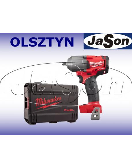 """Zakrętarka udarowa 1/2"""" akumulatorowa 18V/ 130-610 Nm / walizka / bez akumulatorów i ładowarki"""