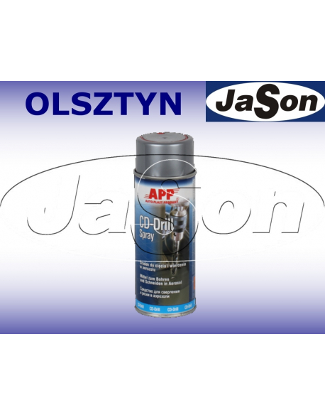 Chłodziwo do cięcia i wiercenia /400ml/ spray