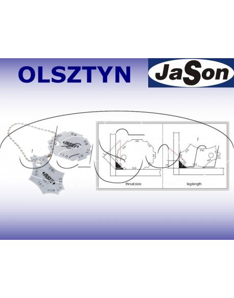 Spoinomierz do spoin pachwinowych 4-12 mm / ±0,5 mm