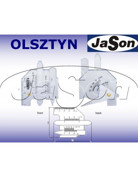 Spoinomierz uniwersalny SPA-40.MS1/MS2 / krzywkowo-mostkowy