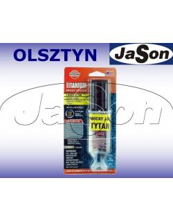 Klej 2-składnikowy / Titanium/  25ml/ epoksydowy/ w strzykawce