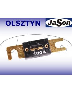 Bezpiecznik akumulatorowy 100A do oprawki ANL / do fotowoltaiki