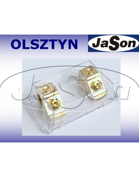 Oprawka bezpiecznika akumulatora typu ANL / 12-24V / do fotowoltaiki