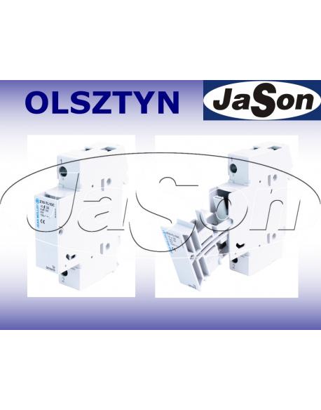 Rozłącznik bezpiecznikowy 1000V / DC / 10x38mm / Z10-TL1 / JM / do fotowoltaiki