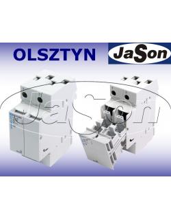 Rozłącznik bezpiecznikowy 900V / DC / 10x38mm / Z10-TL2 / JM / do fotowoltaiki
