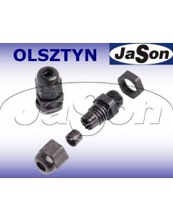 Dławnica kablowa 2,5/4/6mm2 DKS-1 / do przewodów solarnych