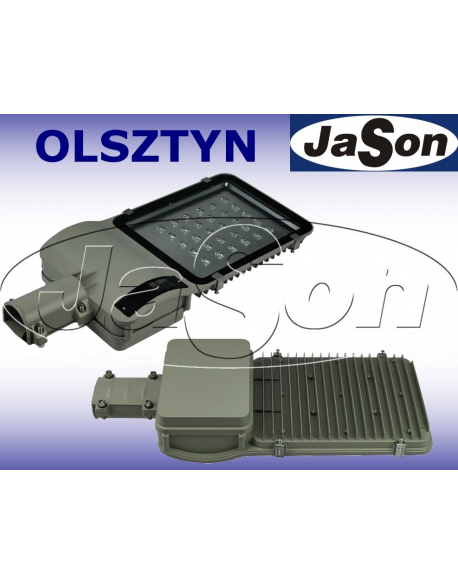 Lampa solarna PV 80W / Li-ion 30Ah / regulator solarny / ANERN EL-SSL-I-40W