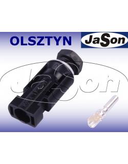 Gniazdo do kabla solarnego / 4,0/6,0mm2 / Typ MC4
