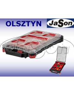 Skrzynka organizer 248x64x416mm/ 5 przegródek