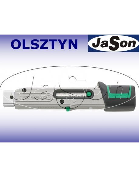 Klucz dynamometryczny pod zabierak 8-40Nm / 9x12mm / ± 4 %