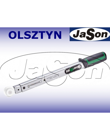 Klucz dynamometryczny pod zabierak 40-200Nm /14x18mm/
