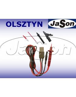 Zestaw przewodów pomiarowych ze zdalnym przełączaniem - KYORITSU KEW7150A