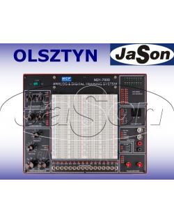 Makieta szkolna - technika analogowo-cyfrowa - MCP M21-7000