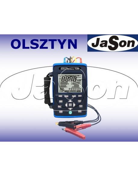 Tester akumulatorów kwasowych / AGM/ NiMH/ NiCd/ Li-Ion/ alkalicznych
