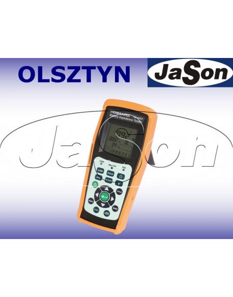 Tester akumulatorów LCD 40V 40Ω TM6002KPL + przystawka cęgowa TM1104 TENMARS