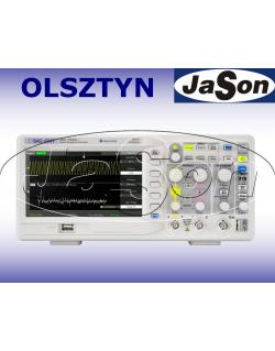 Oscyloskop 50MHz, 2 kanały, 500MSa/s, 30Kpts - SIGLENT SDS1052DL+