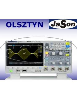 Oscyloskop 100MHz, 4 kanały, 1GSa/s, 14 Mpkt, SPO - SIGLENT SDS1104X-E