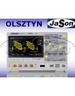 Oscyloskop 100MHz, 4 kanały, 2GSa/s, 140Mpts, 140,000wfm/s, SPO - SIGLENT SDS2104X